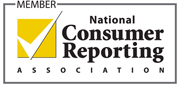 Member of the National Consumer Reporting Association, Inc.